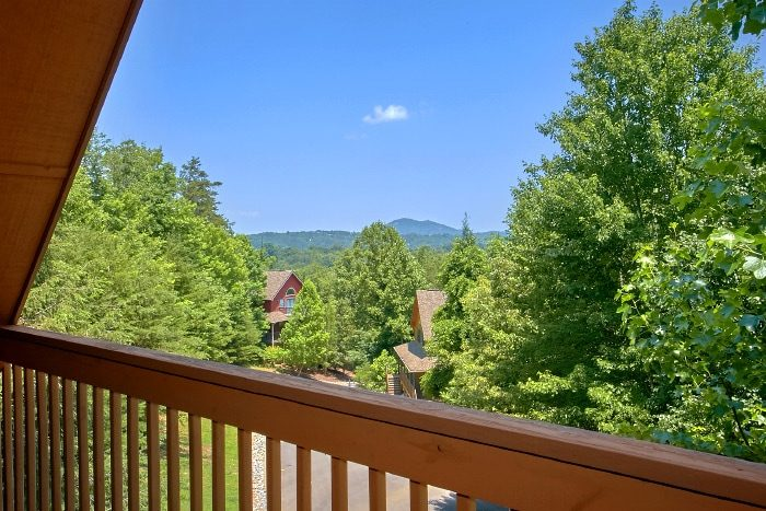 Pigeon Forge Cabin with Views of the Smokies - Brentwood