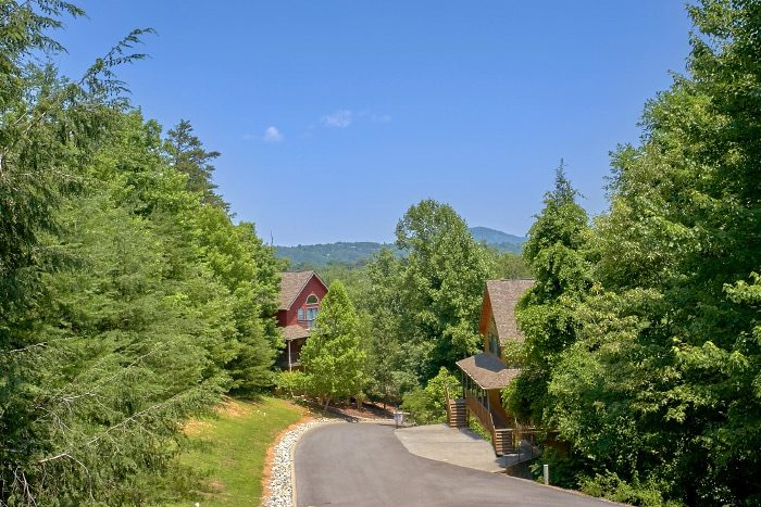 3 Bedroom Resort Cabin with Mountain VIews - Brentwood
