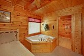 Jacuzzi in King Bedroom