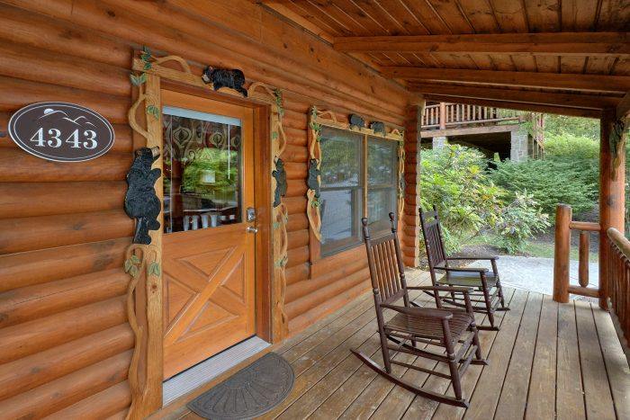 2 bedroom smoky mountain ridge cabin cabins usa gatlinburg for Smoky mountain ridge cabins