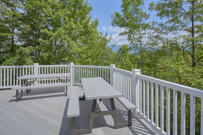 Chalet in Gatlinburg with Views of the Mountains - Chalet Mignon