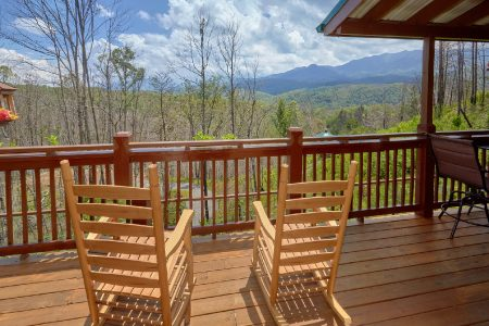 Swimming Hole: 2 Bedroom Sevierville Cabin Rental