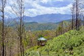 Gatlinburg Cabin with Gazebo and Mountain Views