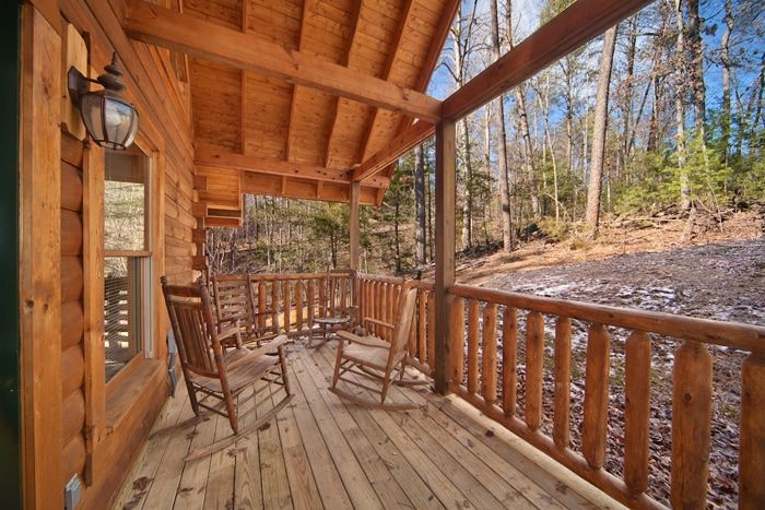 Smoky Mountain 1 Bedroom Cabin Close to Parkway - Cherished Memories