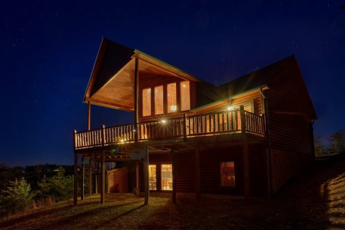 3 Bedroom Cabin with Spectacular Views - Cherokee Hilltop