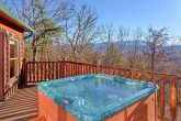 Private Hot Tub with View 3 Bedroom Cabin