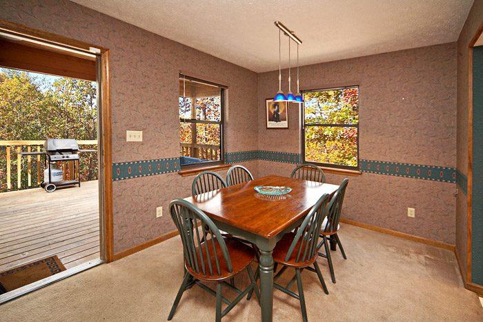 Spacious Dining Room Table - Cherokee Springs