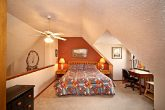 Lofted King Bedroom in Vacation Rental