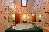 Cottage with Heart Shaped Jacuzzi