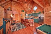 Gatlinburg Cabin with Great Main Level