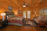 Premium Cabin with King Master Bedroom