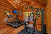 6 Bedroom Cabin with Exercise Room and Treadmill