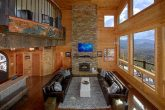 Luxurious Living room with Views of the Mountain
