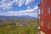 Cabin with Views of Pigeon Forge and Gatlinburg