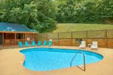 2 Bedroom Cabin with Resort Pool