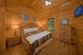 King Bedroom on Bottom Level