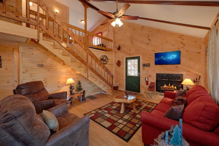 3 Bedroom cabin Sleeps8 - Cozy Hideaway