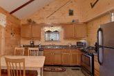 Spacious 3 Bedroom Cabin with Open Floor Plan