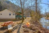 3 Bedroom Cottage on Creek with Fire pit