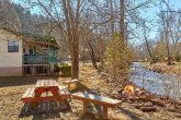 Vacation Home on Walden's Creek with Fire Pit