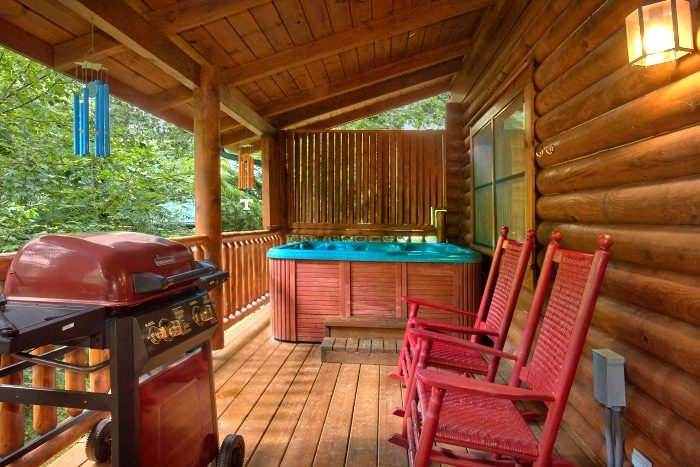 Smoky mountain ridge honeymoon cabin rental for Smoky mountain ridge cabins