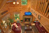 Premium 2 story, 1 Bedroom Cabin with Loft