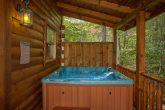 Secluded 1 Bedroom Cabin with Private Hot Tub