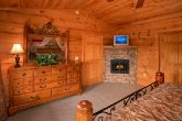 Cabin with 2 King Suites with Fireplaces