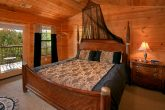 Cabin with 5 Private King Bedrooms