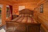 Premium Cabin Rental with 5 King Bedrooms