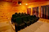 Secluded 5 Bedroom Cabin with Private Theater