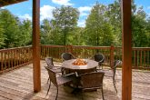 Premium 5 Bedroom Cabin with Furnished Deck