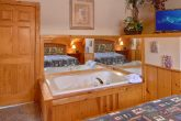 2 Bedroom Cabin with King Bed and Jacuzzi