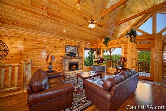 Legacy Mountain Resort Gatlinburg Tennessee Deja View