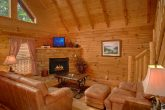 Luxury Cabin with Fireplace and 3 Bedrooms