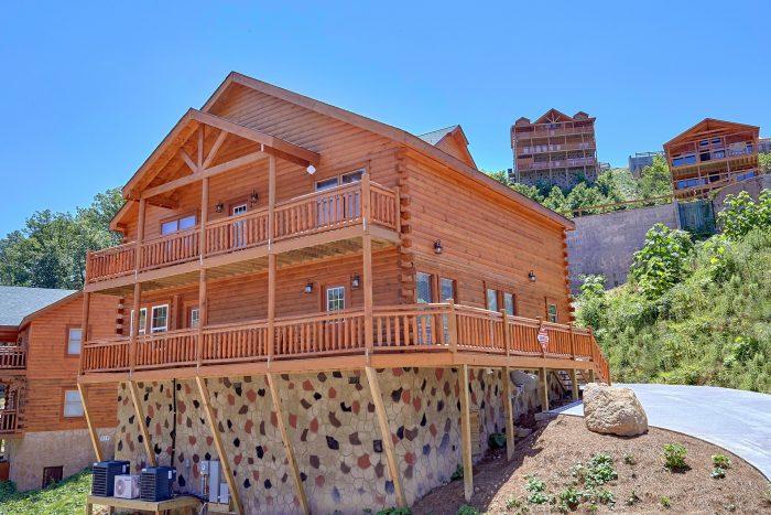 Dive Inn Cabin Rental Photo