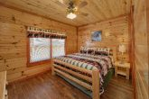 5 Bedroom Cabin with a Main-Level King Suite