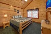 5 Bedroom Pool Cabin with 5 King Beds