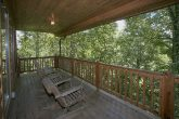 Spacious 4 Bedroom Cabin with Wooded Views