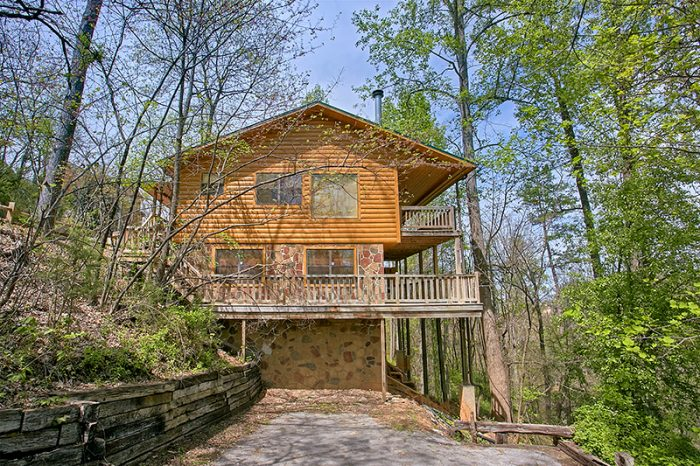 Dogwood Retreat Cabin Rental Photo