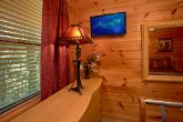 Spacious Cabin with 4 Private King Bedrooms