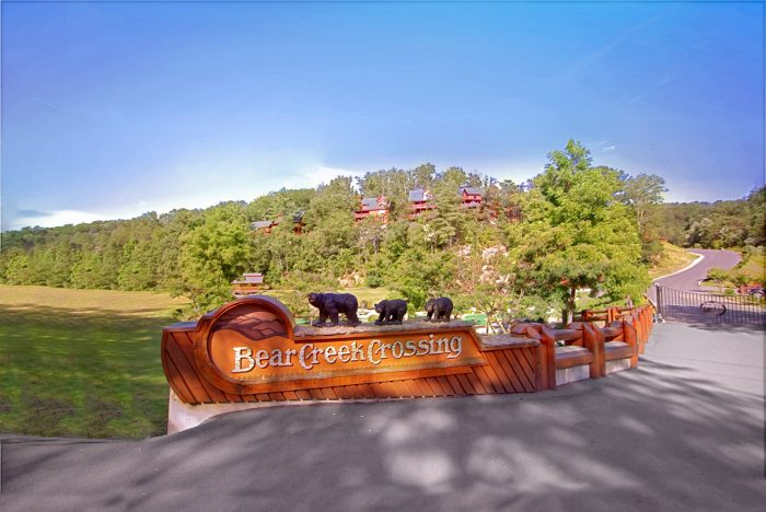 Bear Creek Crossing Resort in Sevierville - Dreamland