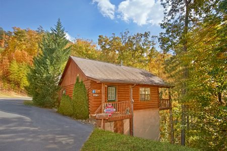 Mountain Retreat Kimbles: 1 Bedroom Pigeon Forge Cabin Rental