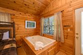 Cabin with large private bath