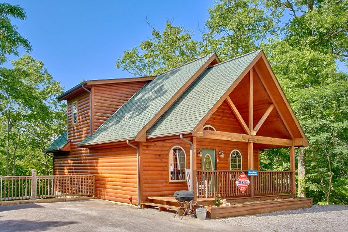 Eastern Retreat Gatlinburg Honeymoon Cabin Near Ober