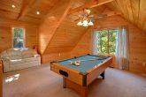 1 Bedroom Cabin with Loft and Pool Table