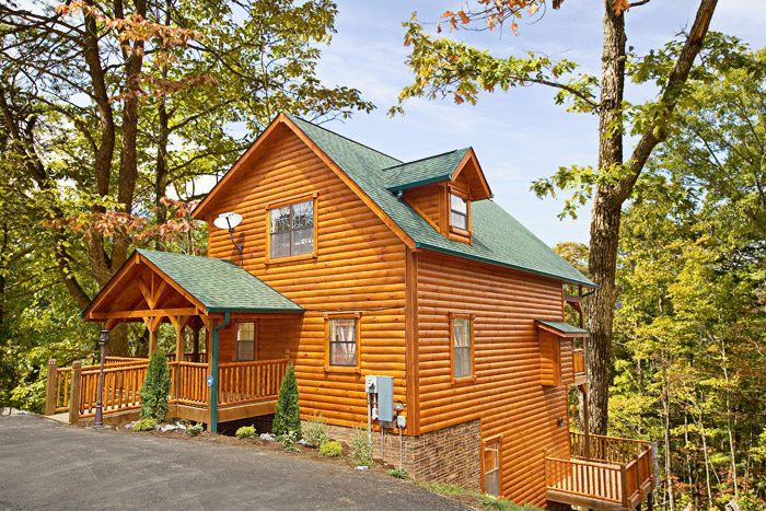 Easy Like Sunday Morning Cabin Rental Photo