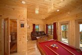 Cabin with Spacious Game Room