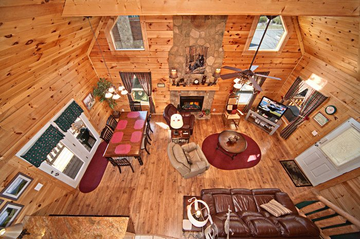 Cabin with Open Main Level - Easy Livin