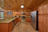 Fully Furnished kitchen in 5 bedroom cabin